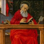 Saint_Jerome_in_his_study_painting_by_Filippino_Lippi_c._1493_El_Paso_Museum_of_Art_2